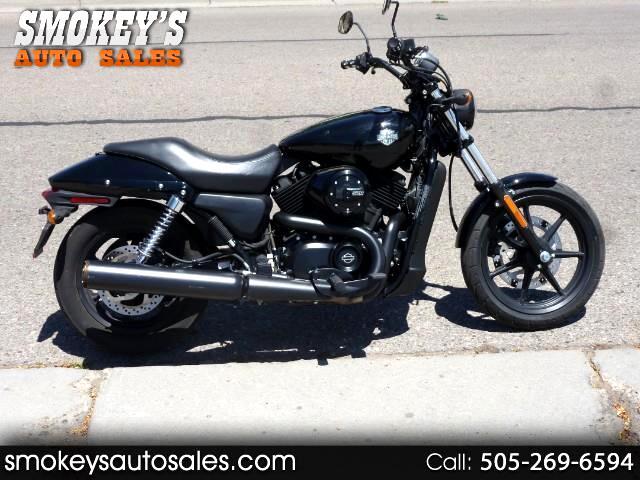 2015 Harley-Davidson Motorcylce XG500