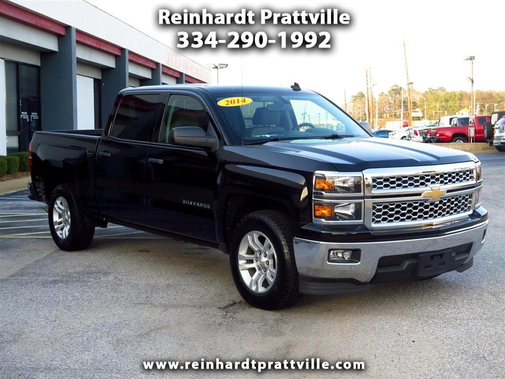 2014 Chevrolet Silverado 1500 2LT Crew Cab Long Box 2WD