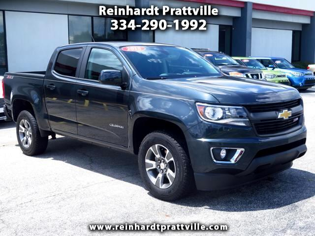 2018 Chevrolet Colorado Z71 Crew Cab 2WD Short Box