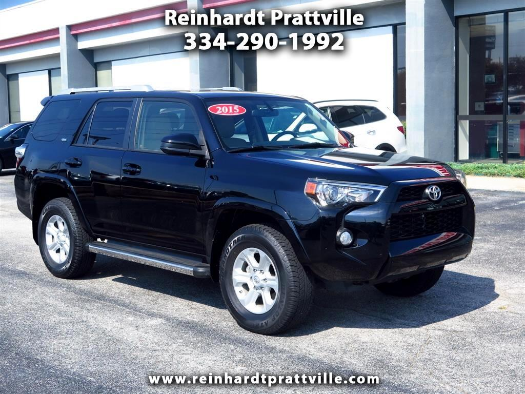 2015 Toyota 4Runner 4WD 4dr V6 Limited (Natl)