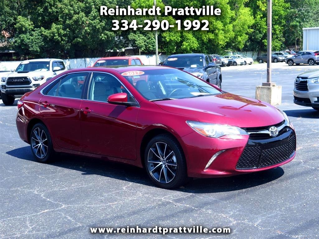 Used 2017 Toyota Camry For Sale In Prattville, AL 36066 Reinhardt Prattville