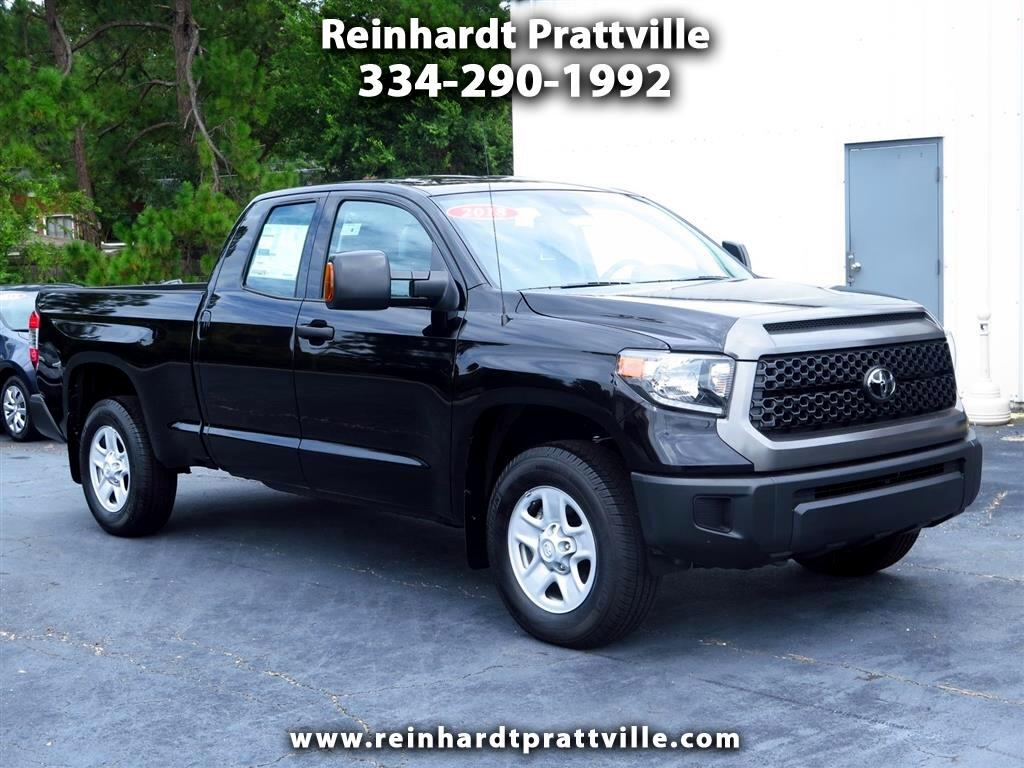 2018 Toyota Tundra 4WD SR Double Cab 6.5' Bed 5.7L FFV (Natl)
