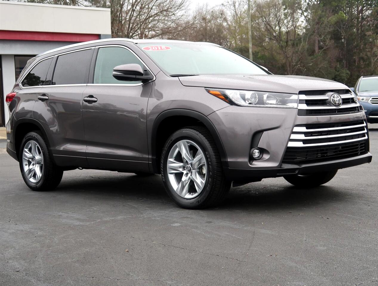 2019 Toyota Highlander Limited V6 FWD (Natl)