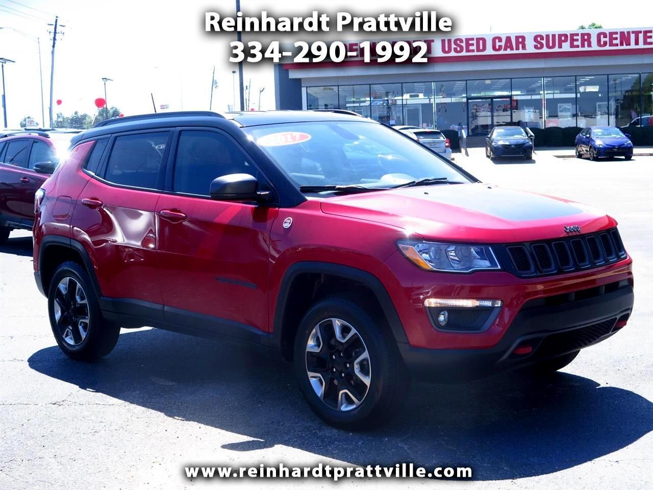 2017 Jeep Compass Trailhawk 4x4