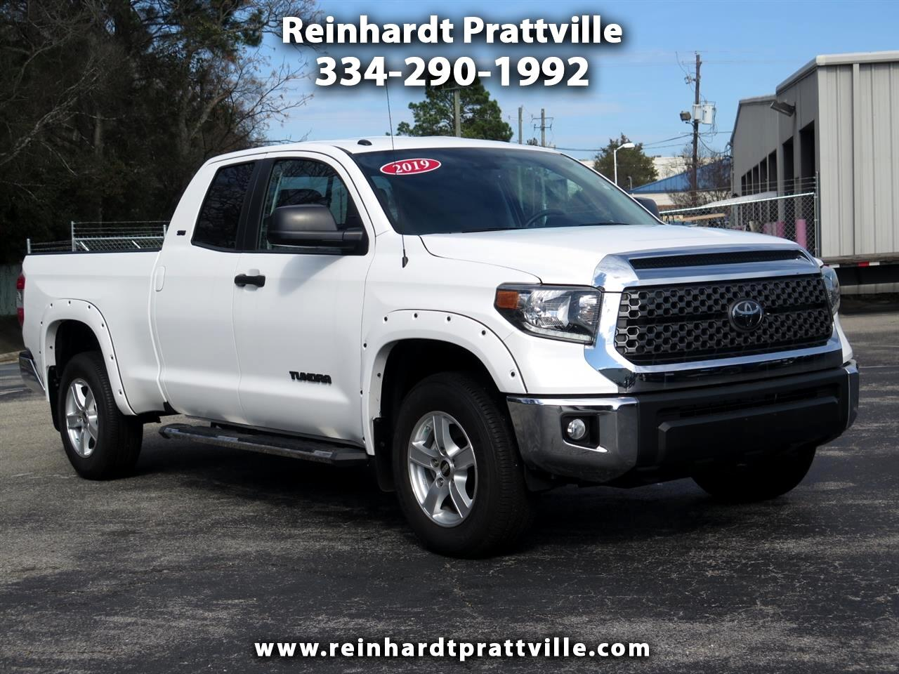 Toyota Tundra 4WD SR5 Double Cab 6.5' Bed 4.6L (Natl) 2019