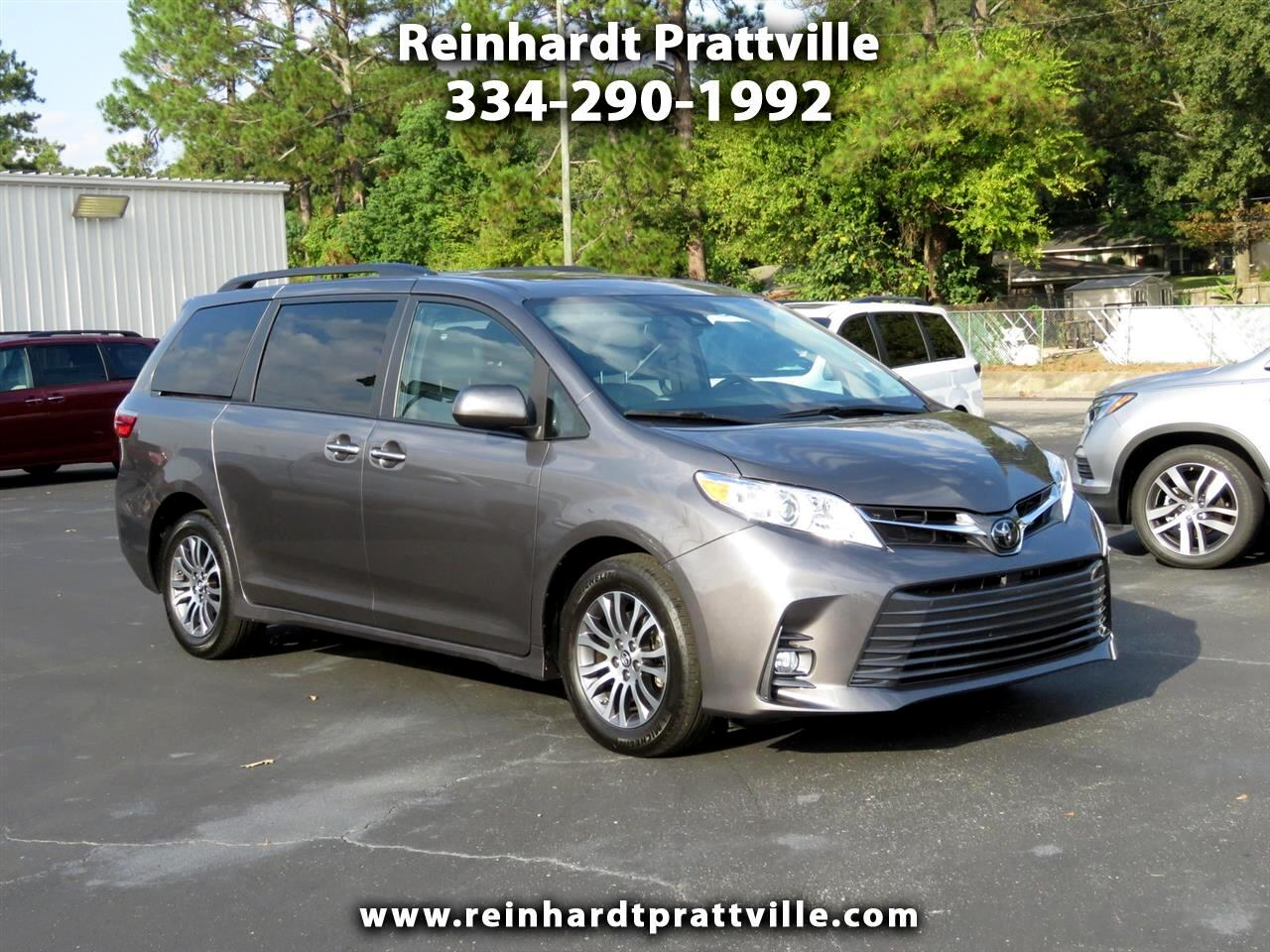 2020 Toyota Sienna XLE Auto Access Seat FWD 7-Passenger (Natl)