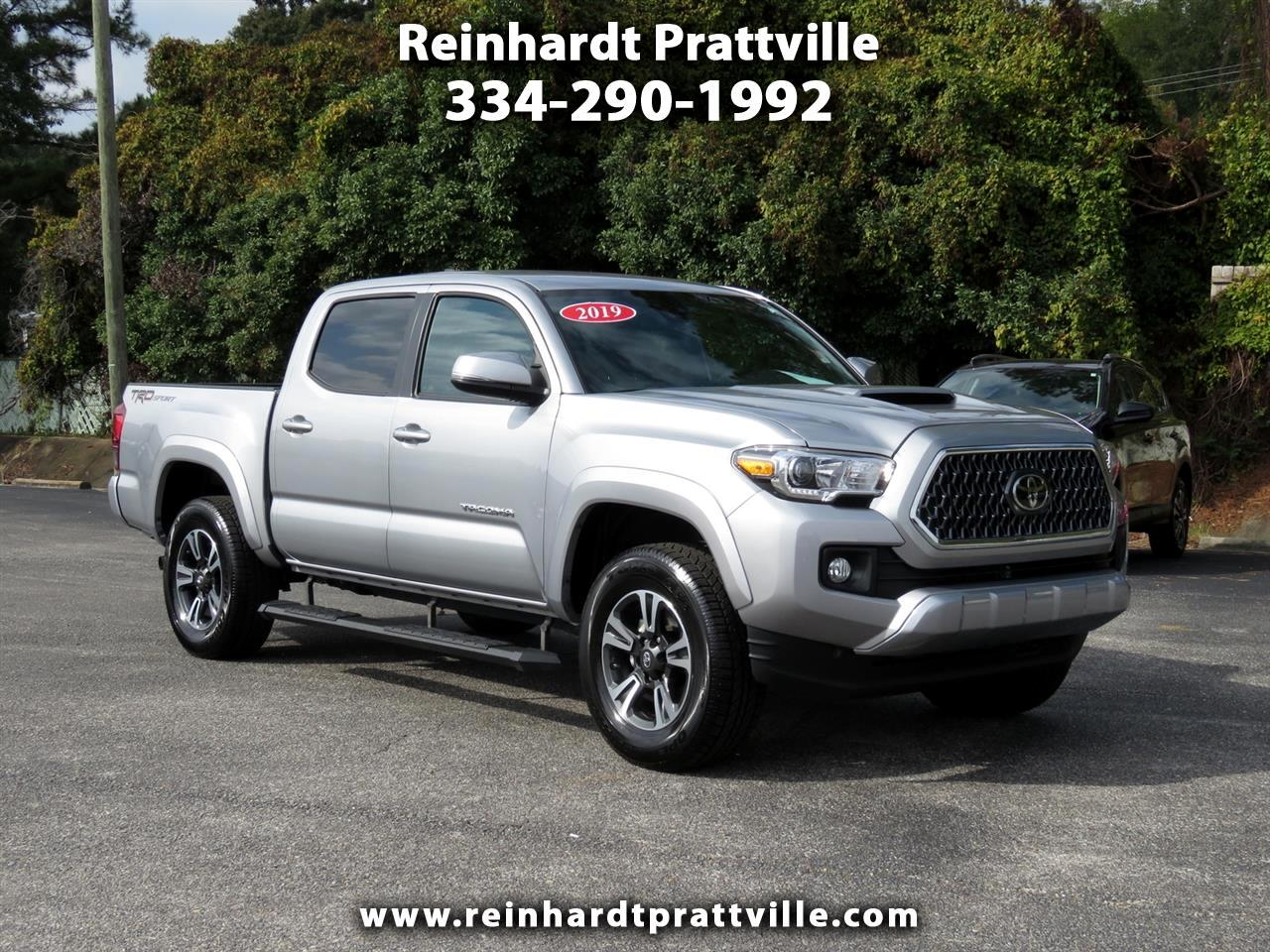2019 Toyota Tacoma 2WD SR5 Double Cab 5' Bed V6 AT (Natl)