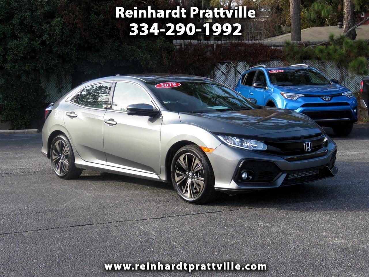 Honda Civic Hatchback EX CVT 2019