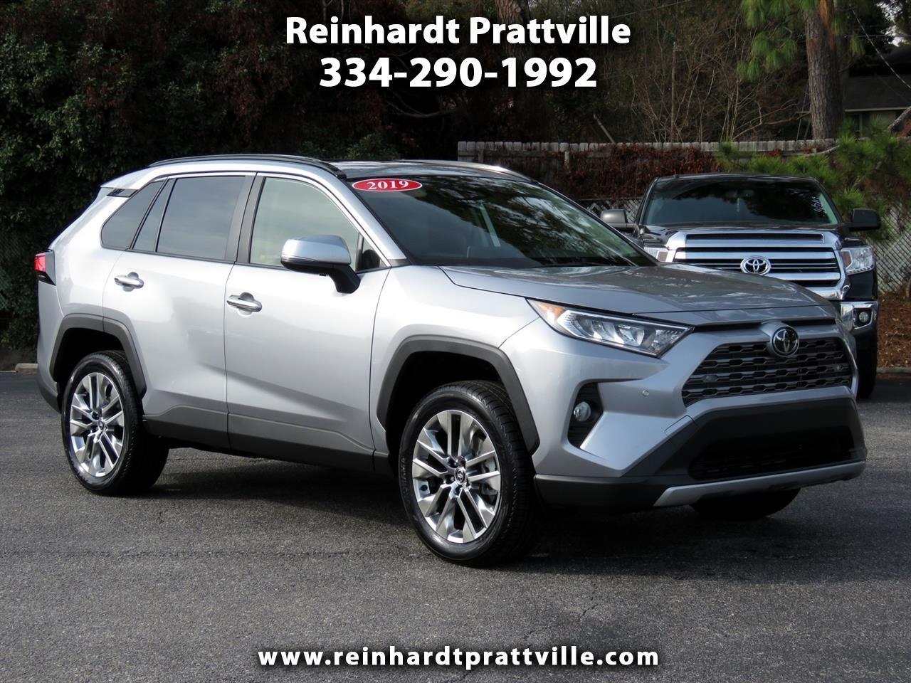 Toyota RAV4 Limited FWD (Natl) 2020