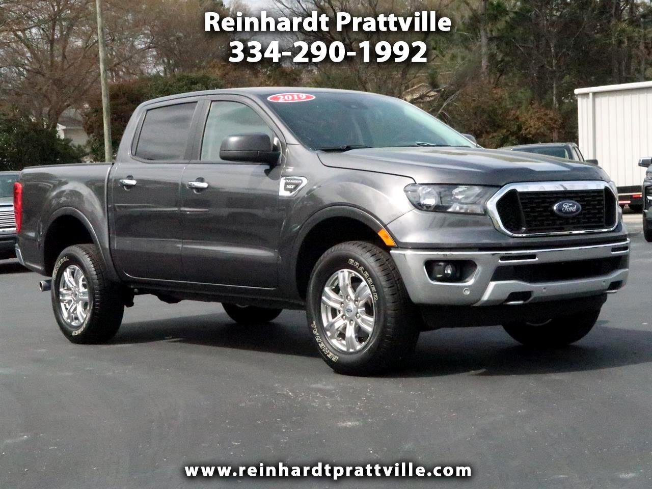 Ford Ranger LARIAT 2WD SuperCrew 5' Box 2019