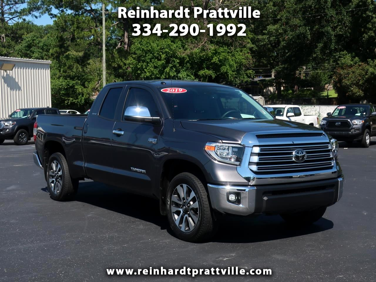 Toyota Tundra 2WD Limited Double Cab 6.5' Bed 5.7L (Natl) 2019