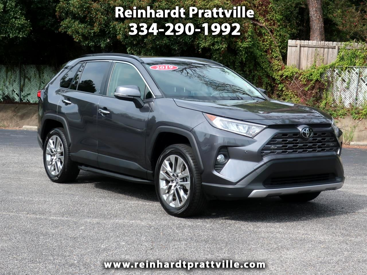 Toyota RAV4 Limited FWD (Natl) 2019