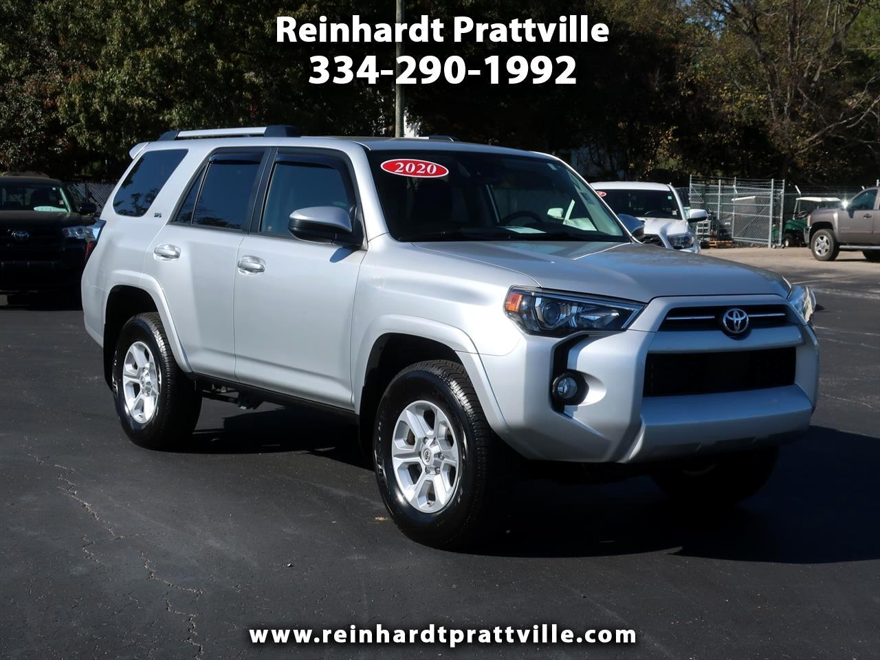 Toyota 4Runner TRD Off Road Premium 4WD (Natl) 2020
