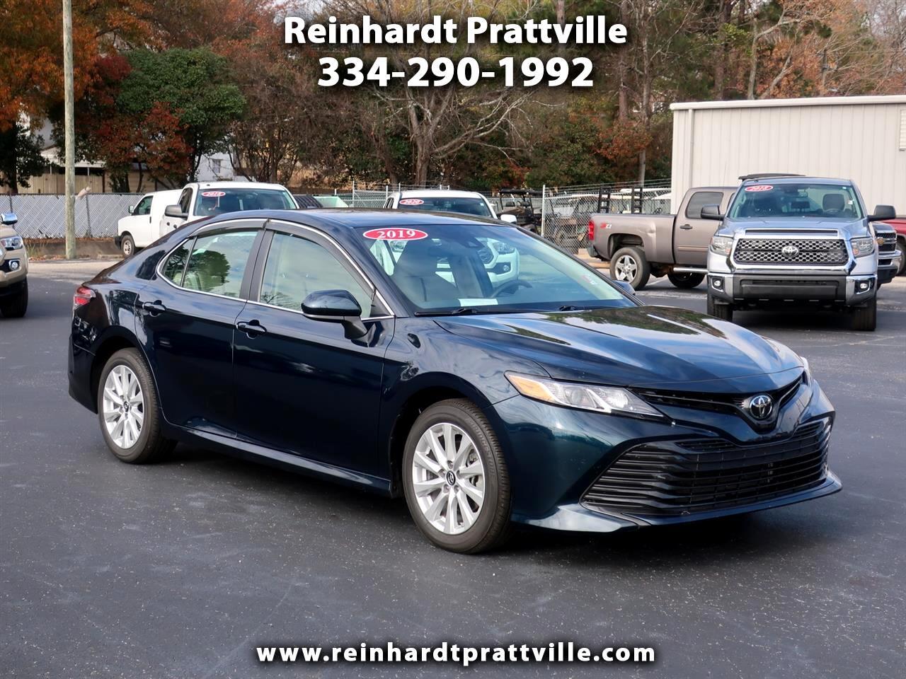 Toyota Camry XLE Auto (Natl) 2019