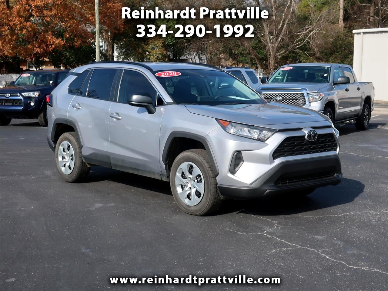Toyota RAV4 LE FWD (Natl) 2020