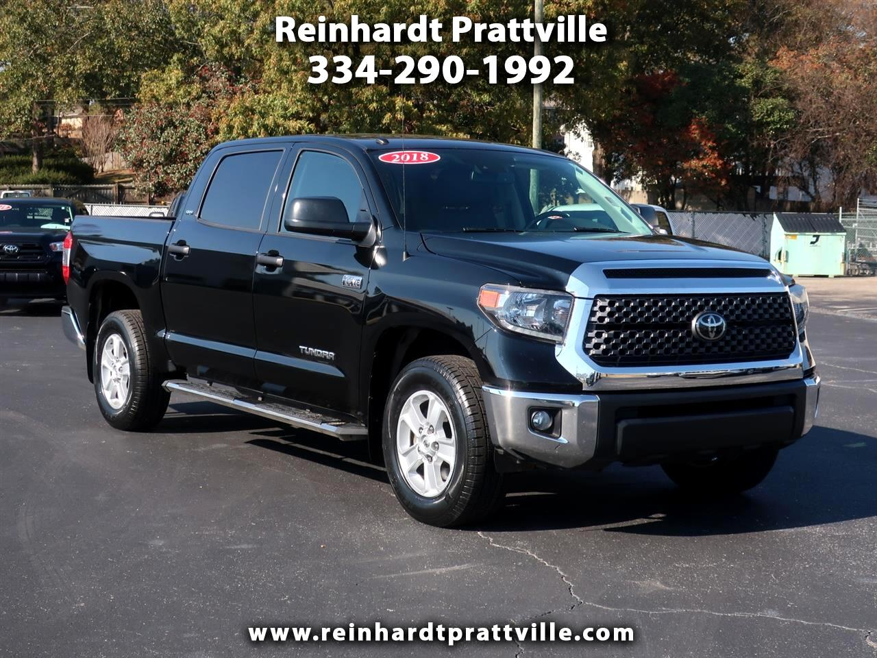 Toyota Tundra 2WD 1794 Edition CrewMax 5.5' Bed 5.7L (Natl) 2018