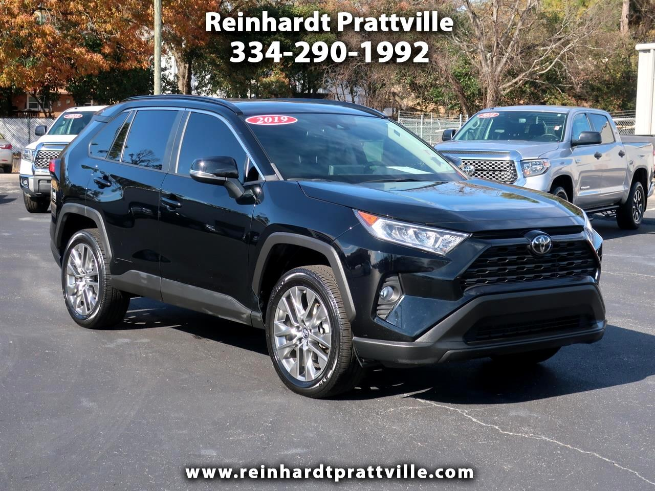 Toyota RAV4 XLE Premium FWD (Natl) 2019