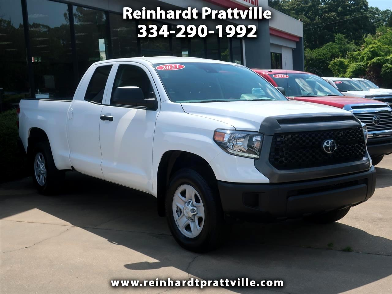 Toyota Tundra 4WD TRD Pro Double Cab 6.5' Bed 5.7L (Natl) 2021