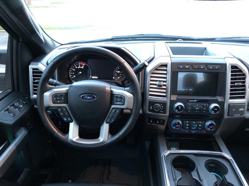 2017 Ford F-350 Crew Cab Platinum
