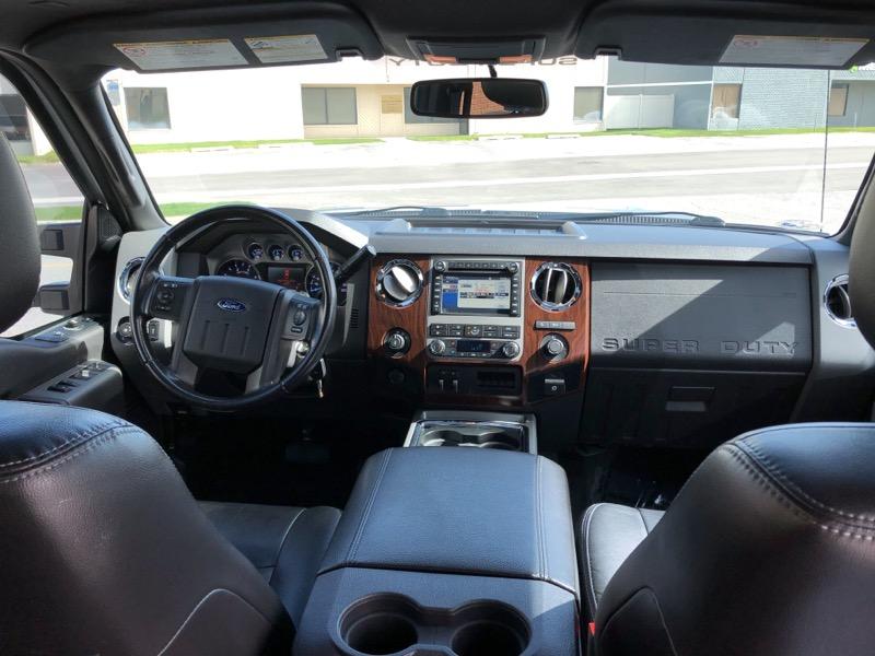 2012 Ford F-350 SD Lariat Crew Cab 4WD