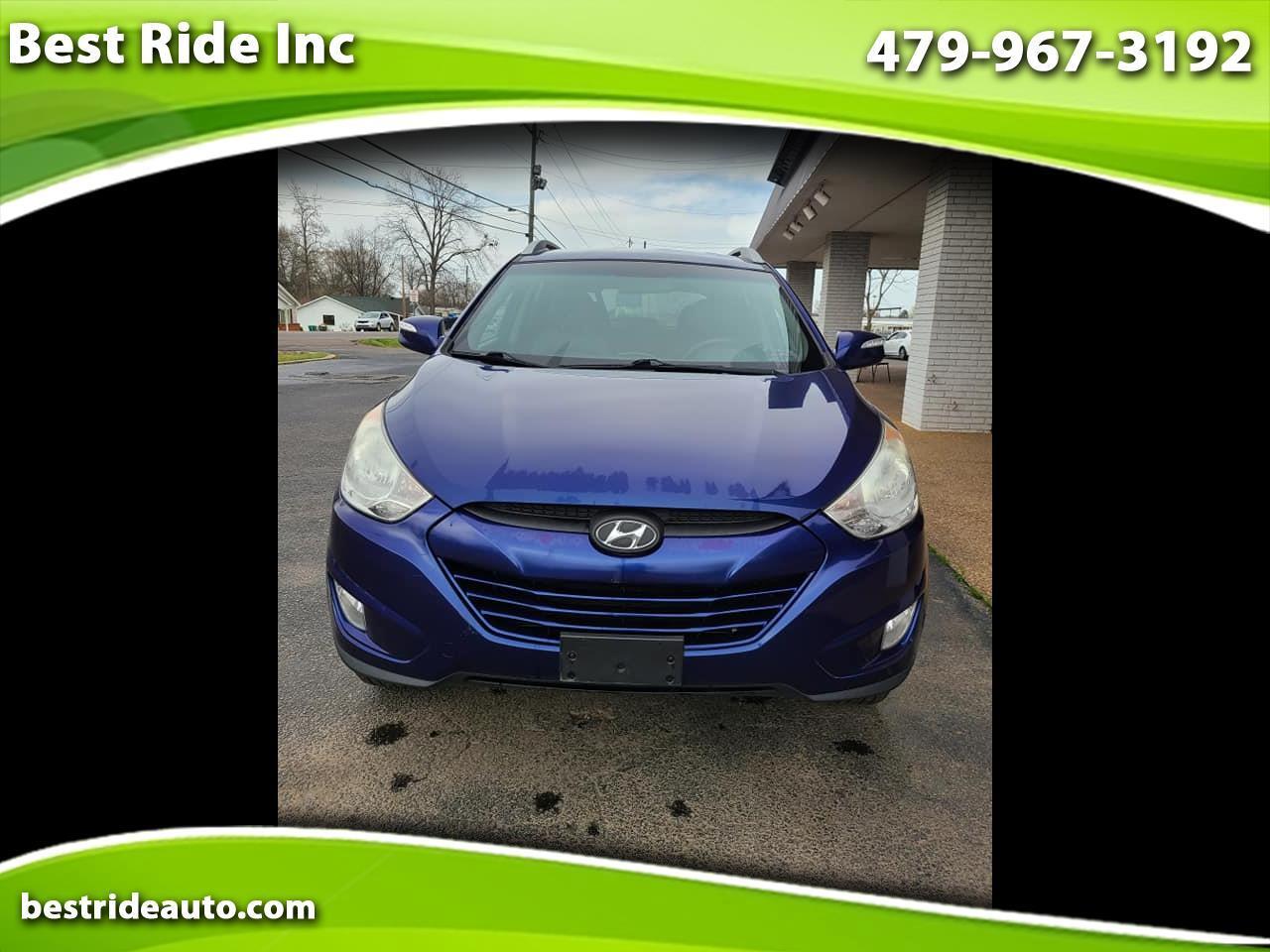 Hyundai Tucson FWD 4dr Auto GLS 2013