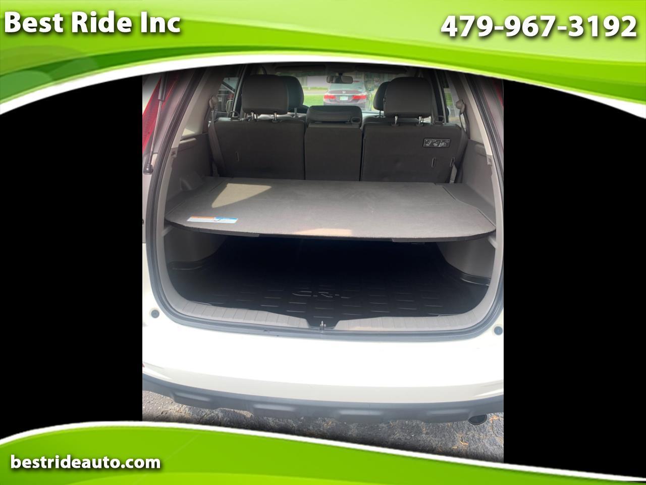 Honda CR-V 2WD 5dr EX-L 2010