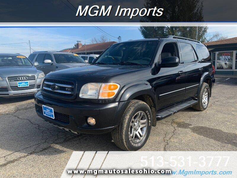 Toyota Sequoia Limited 4WD 2003