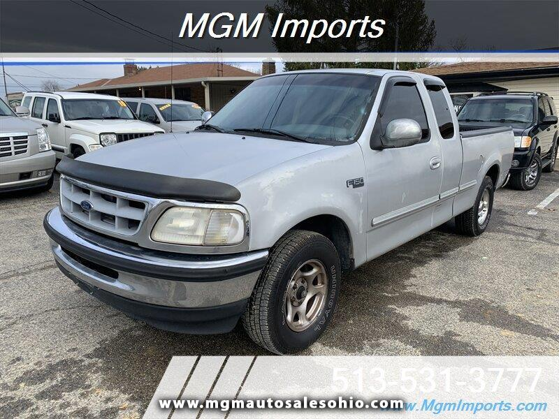 Ford F-150 XL SuperCab Long Bed 2WD 1998