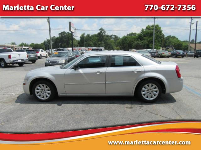 2008 Chrysler 300 LX