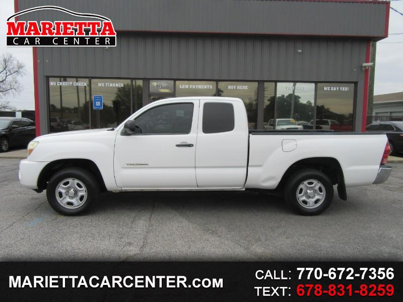 2005 Toyota Tacoma 2WD Access Cab I4 AT (Natl)