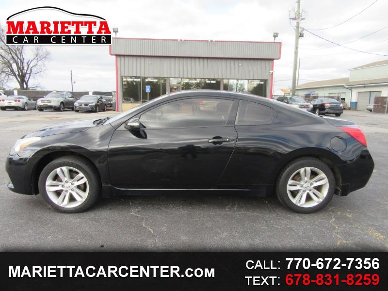 2010 Nissan Altima 2.5 S 6M/T Coupe
