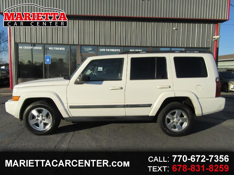 2008 Jeep Commander Sport 2WD