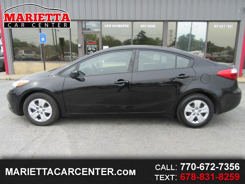 2016 Kia Forte LX w/ Popular Package ONE OWNER