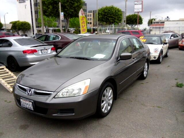 2006 Honda Accord EX-L V6 AT