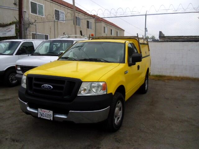 2005 Ford F-150 Reg Cab 126