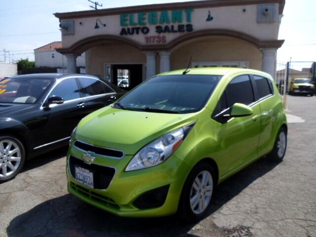 2013 Chevrolet Spark 1LT Manual