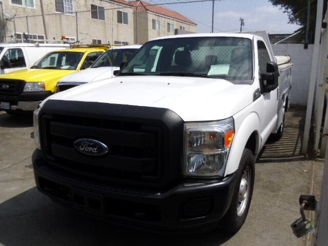 "Ford F-250 SD 2WD Reg Cab 137"" XL 2013"