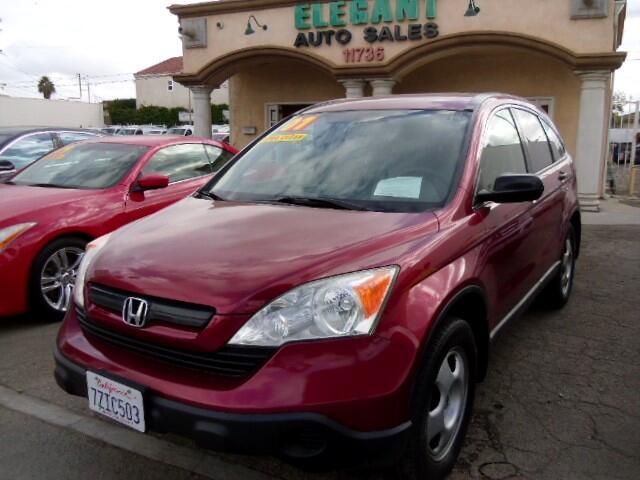 2007 Honda CR-V 2WD 5dr LX