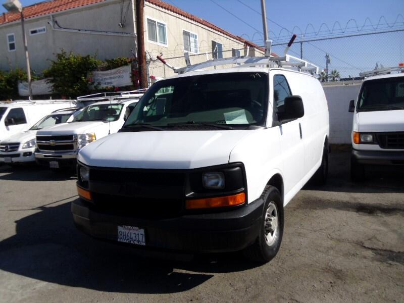 "2007 Chevrolet Express RWD 2500 135"""