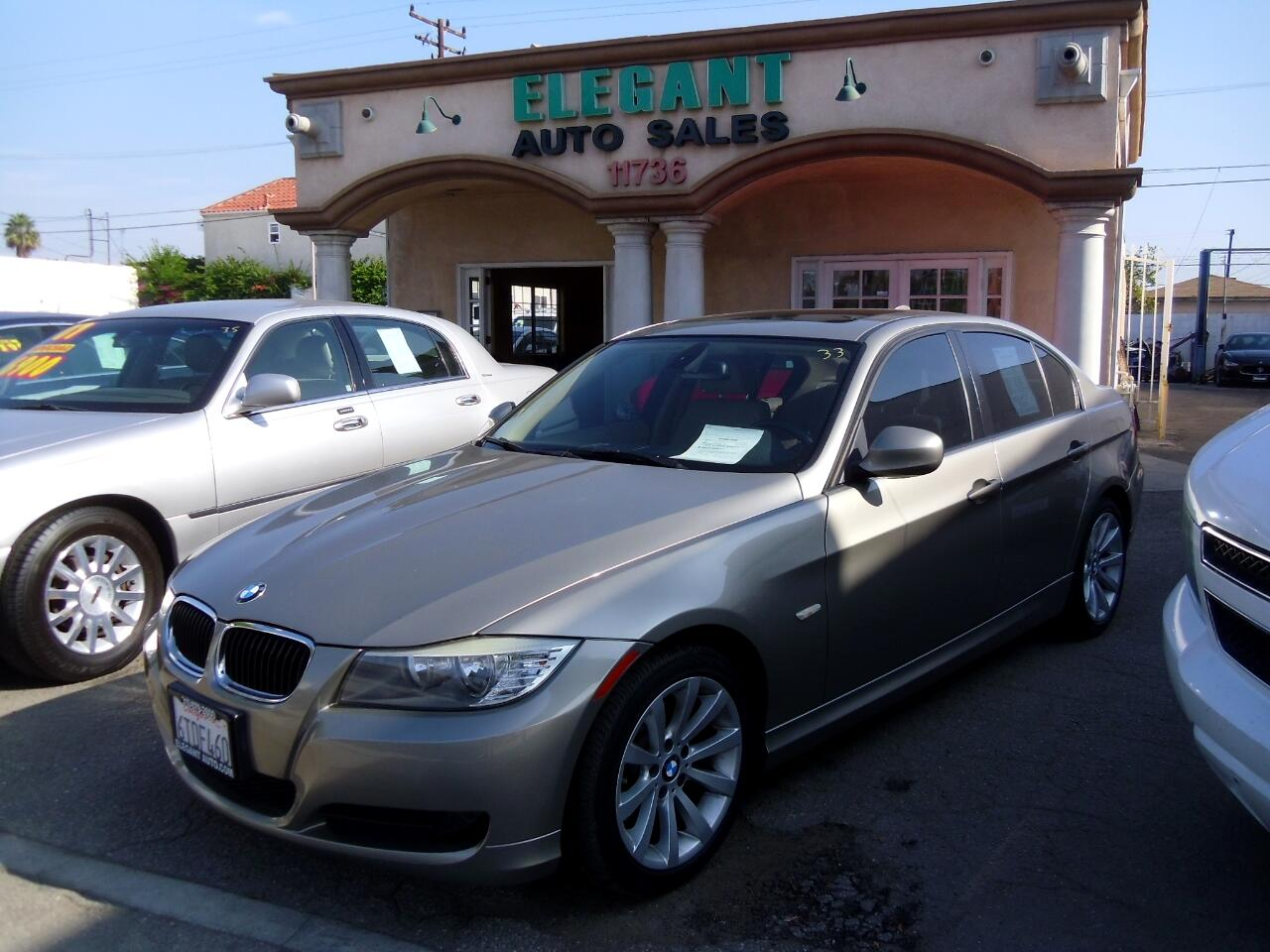 2011 BMW 3 Series 4dr Sdn 328i RWD SULEV South Africa
