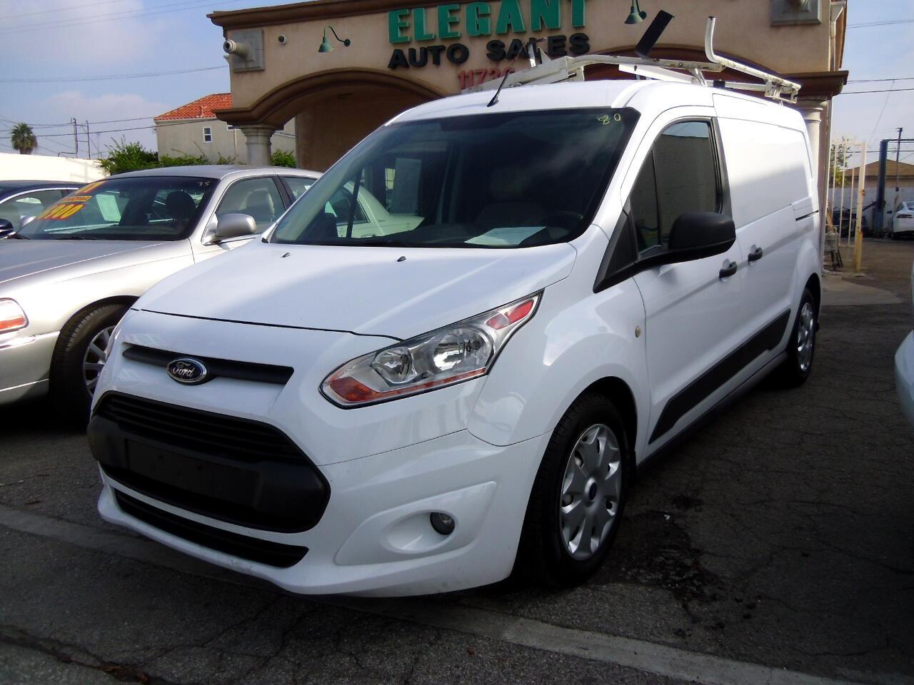 2014 Ford Transit Connect LWB XLT