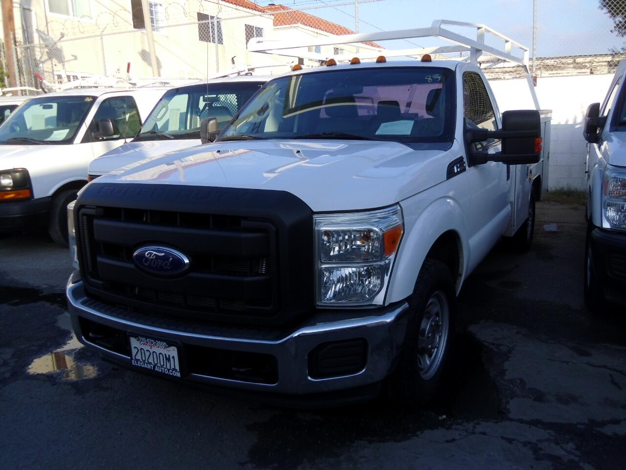 2011 Ford Super Duty F-250 SRW 2WD Reg Cab 137