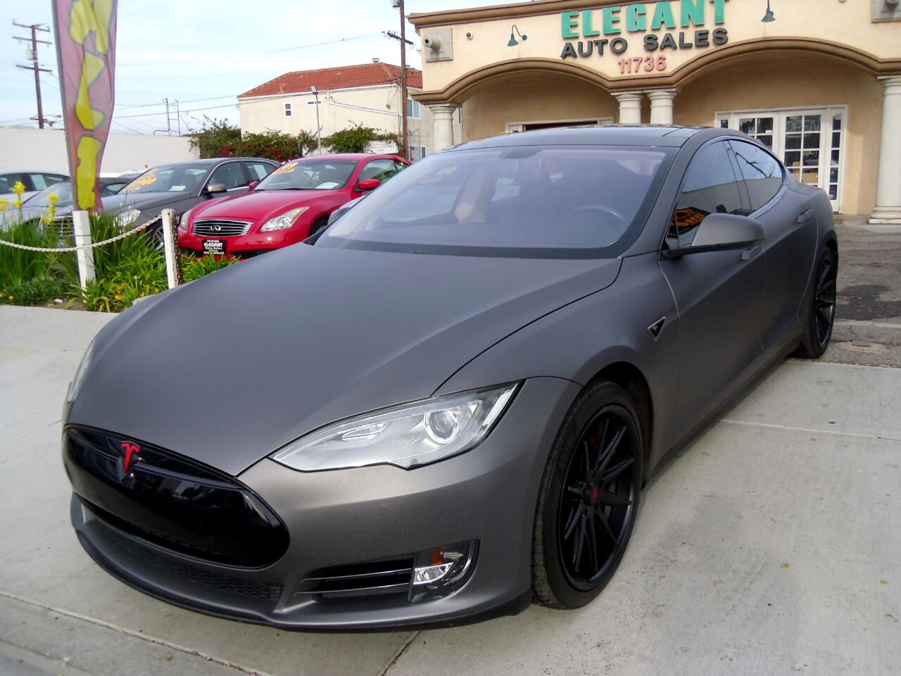 Buy Here Pay Here 2013 Tesla Model S 4dr Sdn for Sale in ...