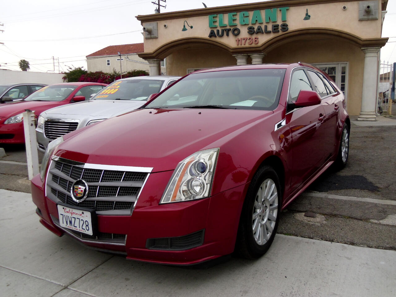 2011 Cadillac CTS Wagon 5dr Wgn 3.0L Luxury RWD