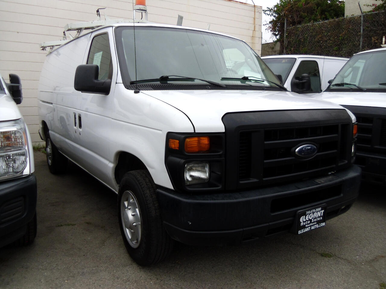 2008 Ford Econoline Cargo Van E-150 Recreational