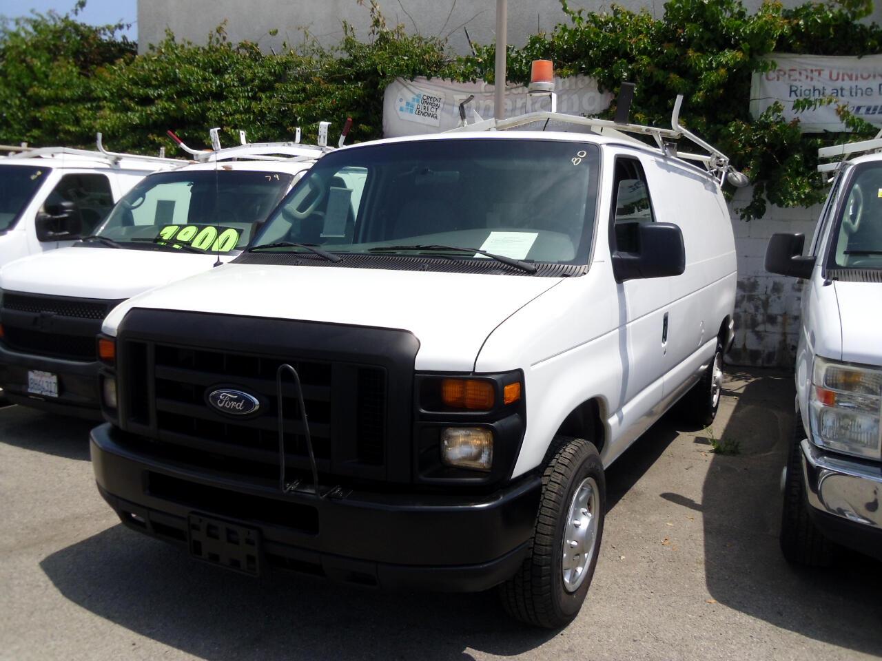 Ford Econoline E-150 2008