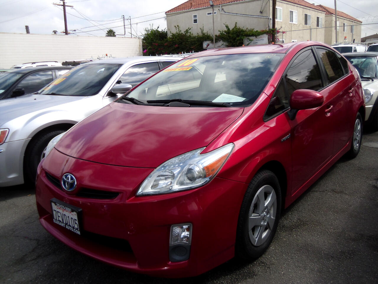 Toyota Prius 5dr HB III (Natl) 2010