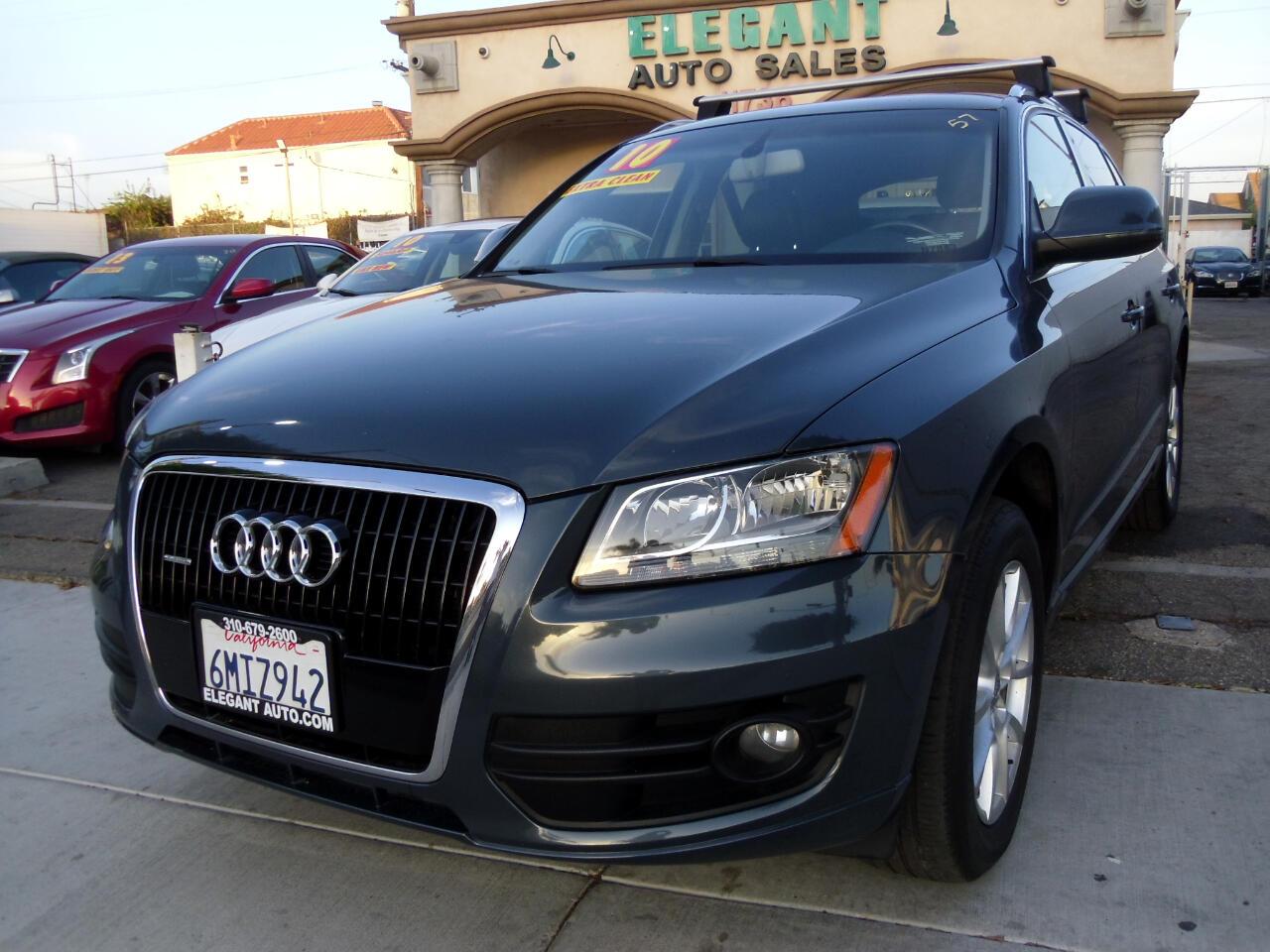 2010 Audi Q5 quattro 4dr Premium