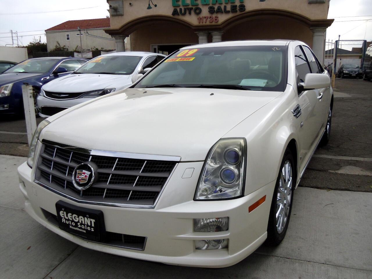 2009 Cadillac STS 4dr Sdn V6 RWD w/1SC