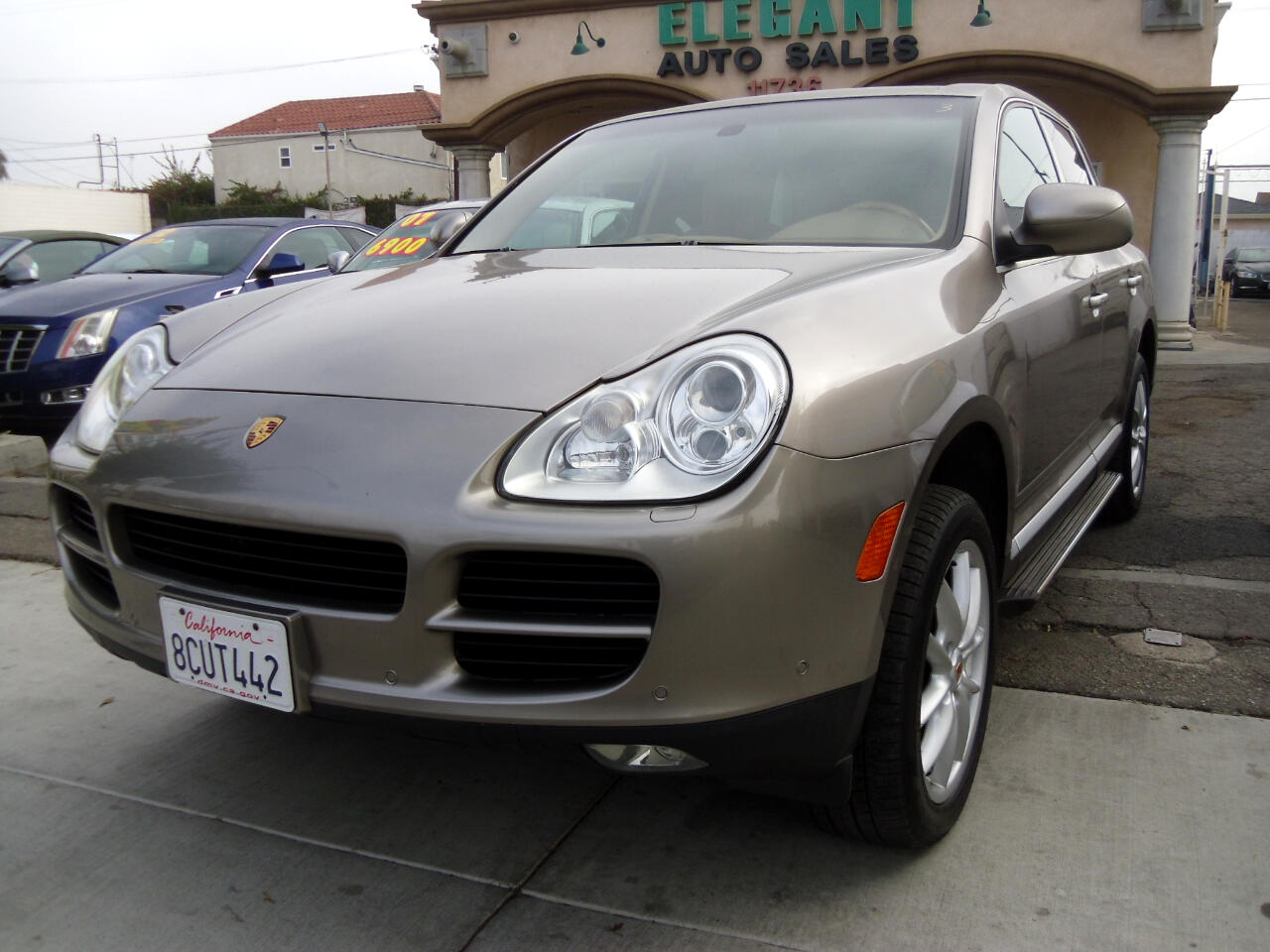 Porsche Cayenne 4dr S 2004